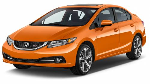 Honda Civic Sedan US (2011-2015): Review, Specs, Problems