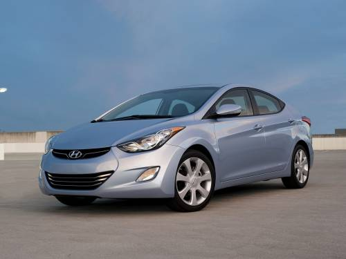 Hyundai Elantra UD/JK (2010-2016): Review, Problems, and Specs