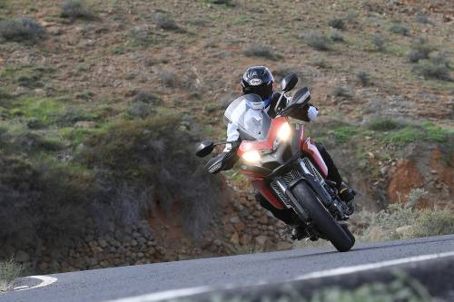 Ducati Multistrada 950 First Ride. Ten Things We Learned