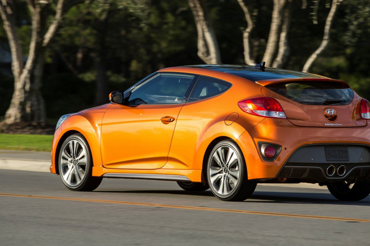 2017 hyundai veloster value edition offers more for less. Black Bedroom Furniture Sets. Home Design Ideas