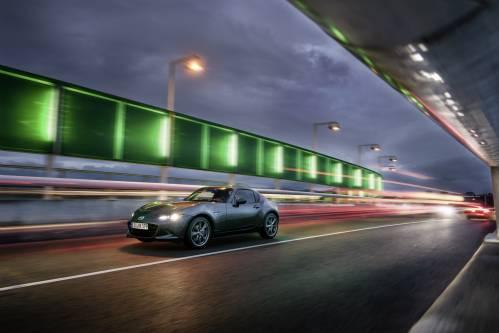 2016 Mazda MX-5 RF Test Drive. Still sharp