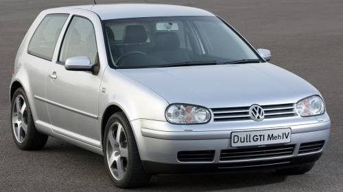 Looking for a Second Hand Golf GTI? Pick Any But the Fourth-Gen