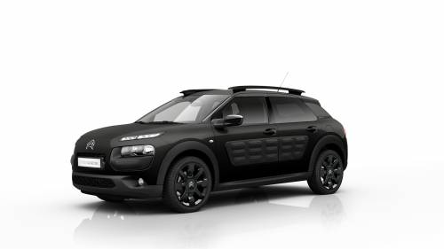 Citroën C4 Cactus Gets OneTone Special Edition, Six-Speed Auto