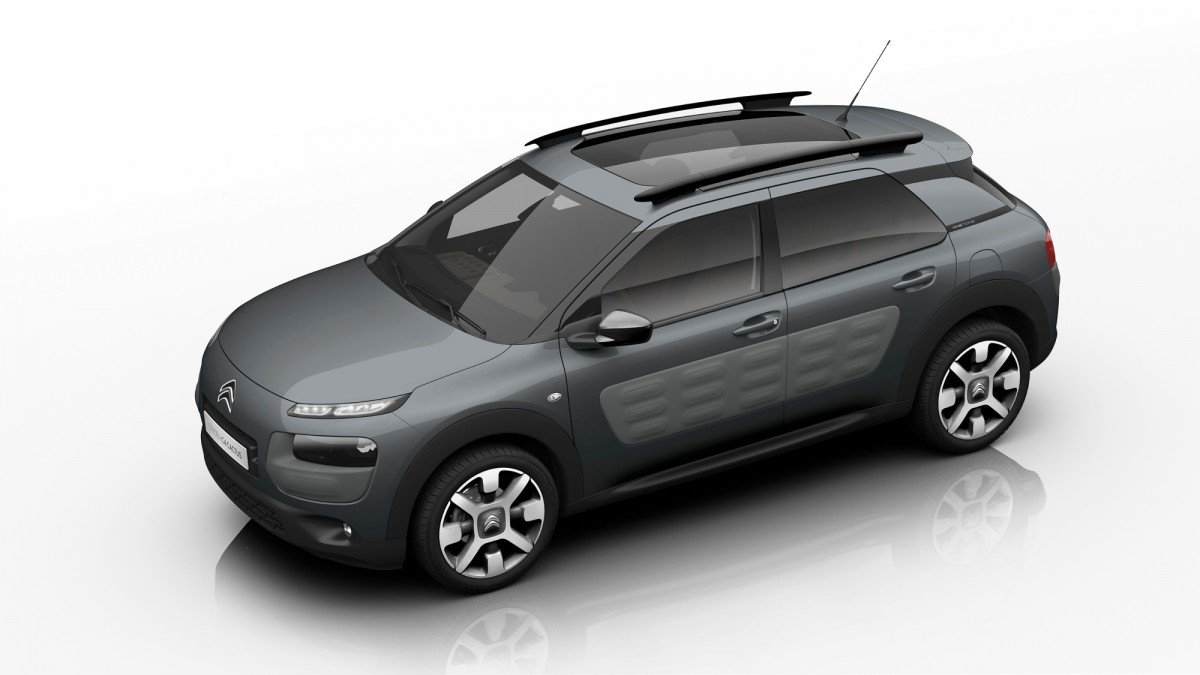 citro n c4 cactus gets onetone special edition six speed auto. Black Bedroom Furniture Sets. Home Design Ideas