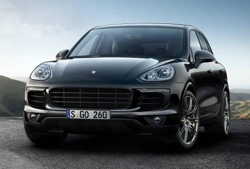 Porsche Cayenne S and Cayenne S Diesel Get Stylish Platinum Editions