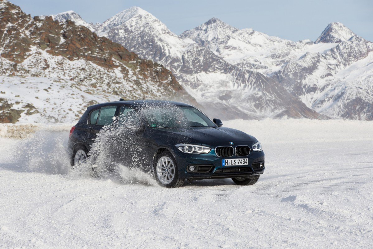 30 Years Of Bmw Xdrive From Allrad To The New Bmw 7 Series