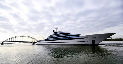 Oceanco's Project Jubilee Launched