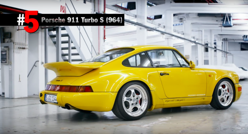 These Are the Rare Factory Gems Porsche Keeps Well Hidden