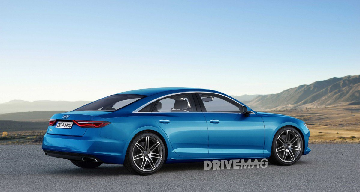 2018 audi 16.  audi allnew 2018 audi a6 shows its big camouflaged body for the first time  with audi 16 d