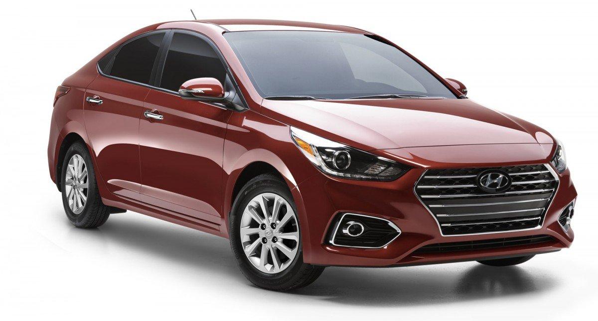 All New 2018 Hyundai Accent Looks Like A Downsized Elantra