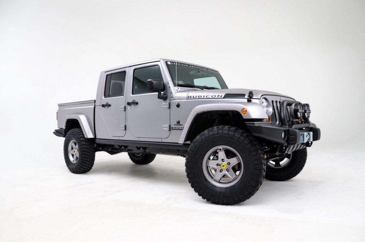 Luxury 2018 Jeep Wrangler Pickup Release Date