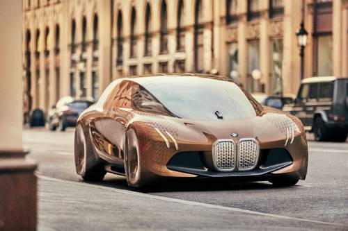 Interview: BMW iNEXT is About Vision and Bringing the Future Closer Than You Think