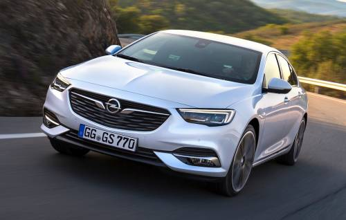 2017 Opel Insignia Family On Sale From €25,940 in Germany