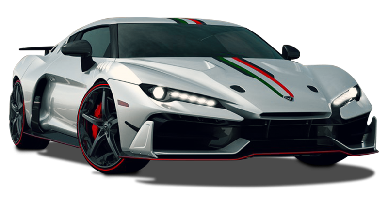Italdesign Speciali Blends Lambo Huracan Styling With V10 Power and Aero Bits Bonanza