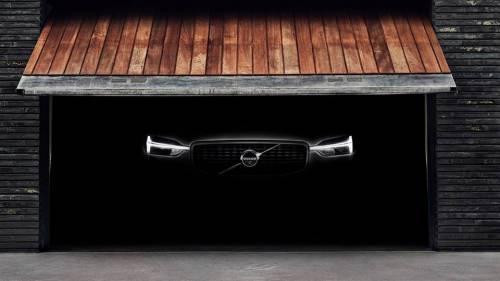 Volvo to Reveal Next XC60 Headlights via Teaser