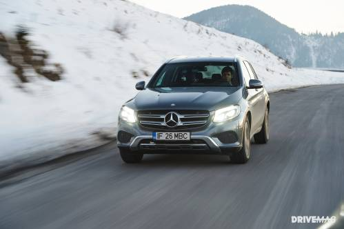 2017 Mercedes GLC 250d 4Matic Test Drive - Well Weighted Wafter