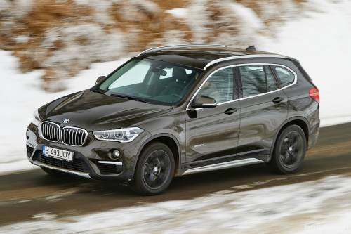 2017 BMW X1 xDrive18d xLine Test Drive: X1 Marks the Sweet Market Spot