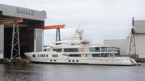 Amels Launches Second 242 Limited Edition Superyacht