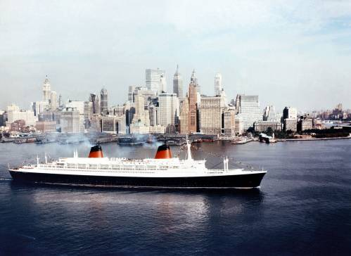 The Golden Era of Transatlantic Voyage: Ep. 1 SS United States - The Record-Breaking Ocean Liner
