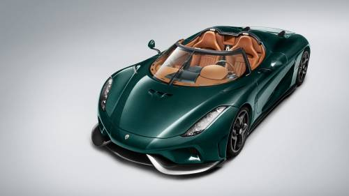 Koenigsegg Pampers Our Eyes With Delivery-Ready Regeras