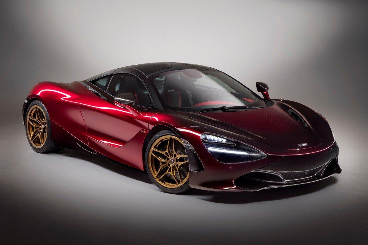 MSO's One-Off McLaren 720S