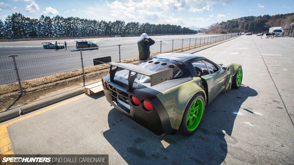 Daigo Saito S Drift Car Is An 800 Hp 900 Kg Corvette