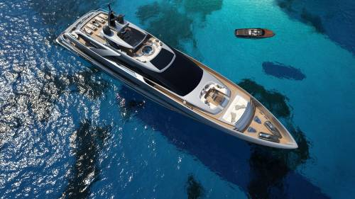 Ferretti Group is Building a 50m Riva Superyacht