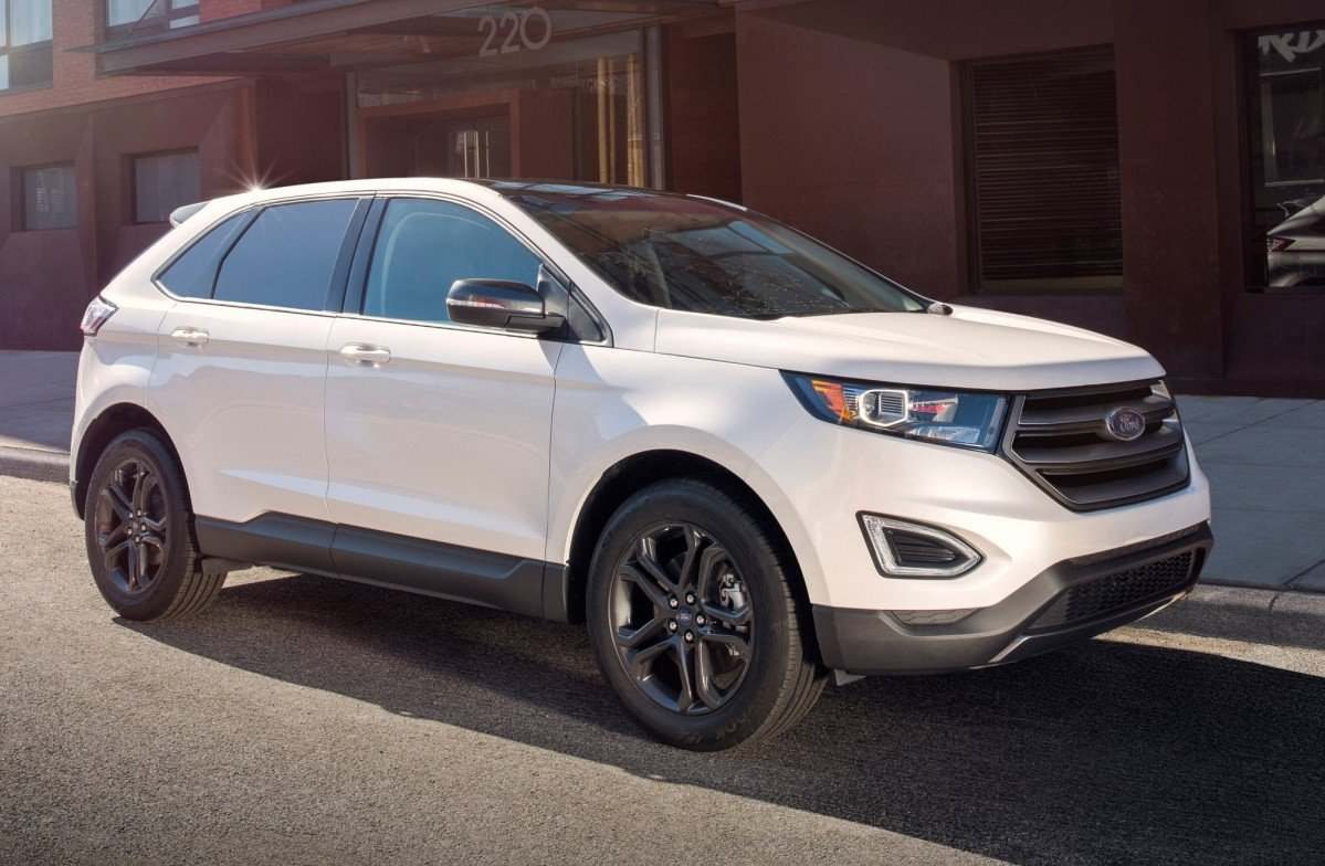 2018 ford edge gains stylish sel sport appearance package. Black Bedroom Furniture Sets. Home Design Ideas