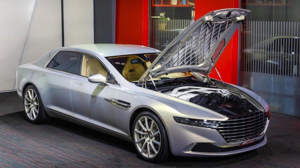 2018 Aston Martin Lagonda New Car Release Date And