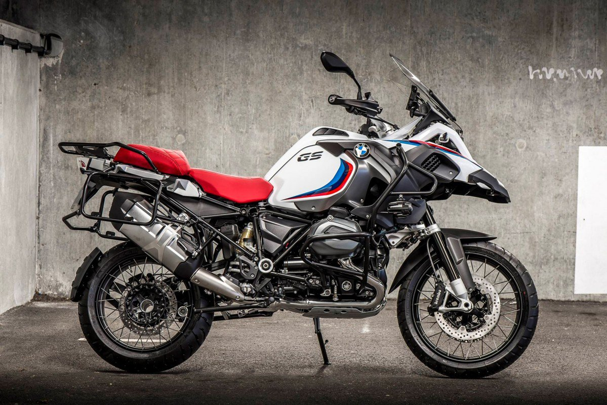 New Bmw R1200gs Adventure Is On The Way