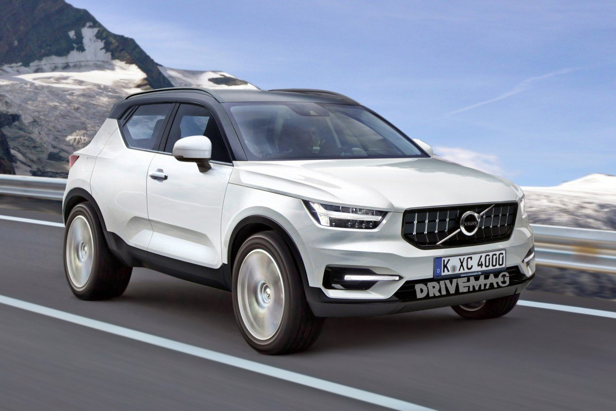 Volvo To Tap Into Fast Growing Compact Suv Segment With