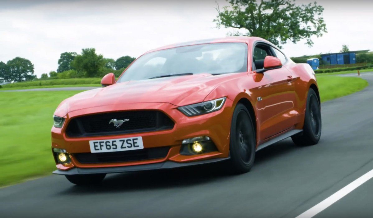 What S In A Name Pony Car Vs Muscle Car Debate Settled