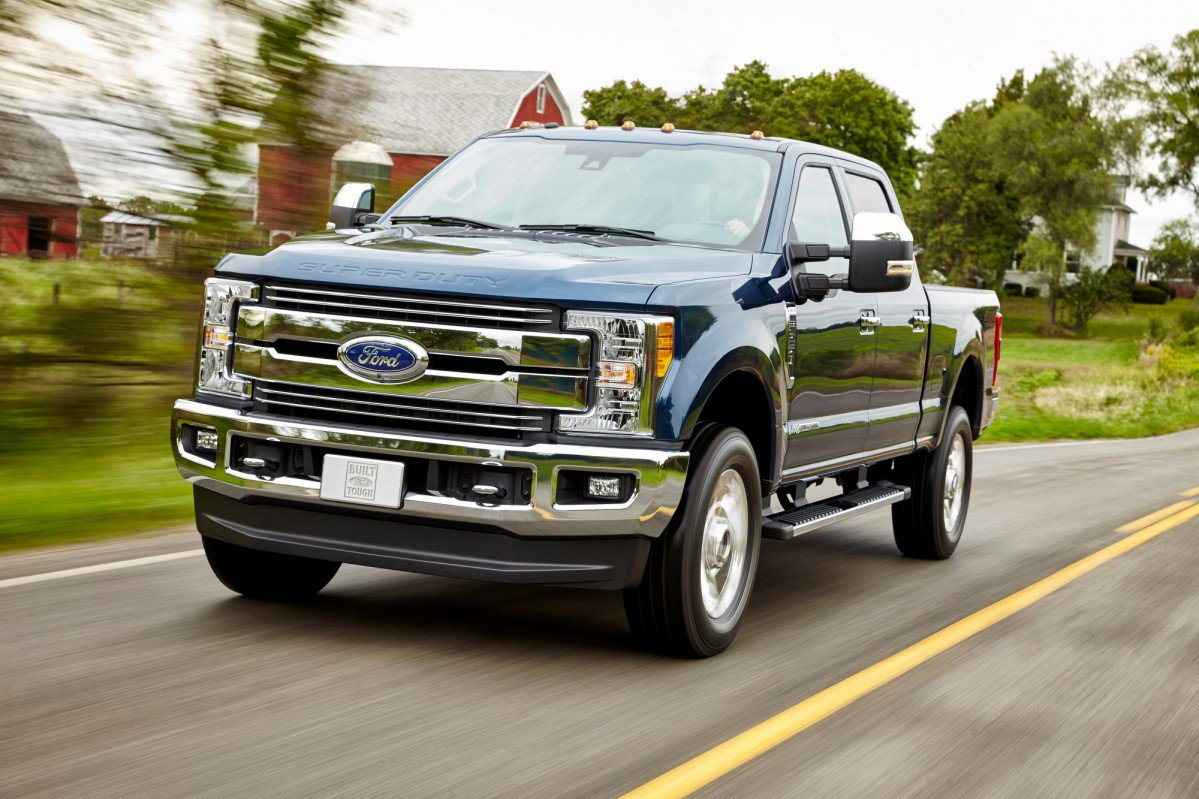 top five pickup trucks to buy in the u s in 2017. Black Bedroom Furniture Sets. Home Design Ideas