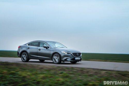 2017 Mazda 6 Skyactiv-G 2.5 AT6 test drive: Sure shot hipster