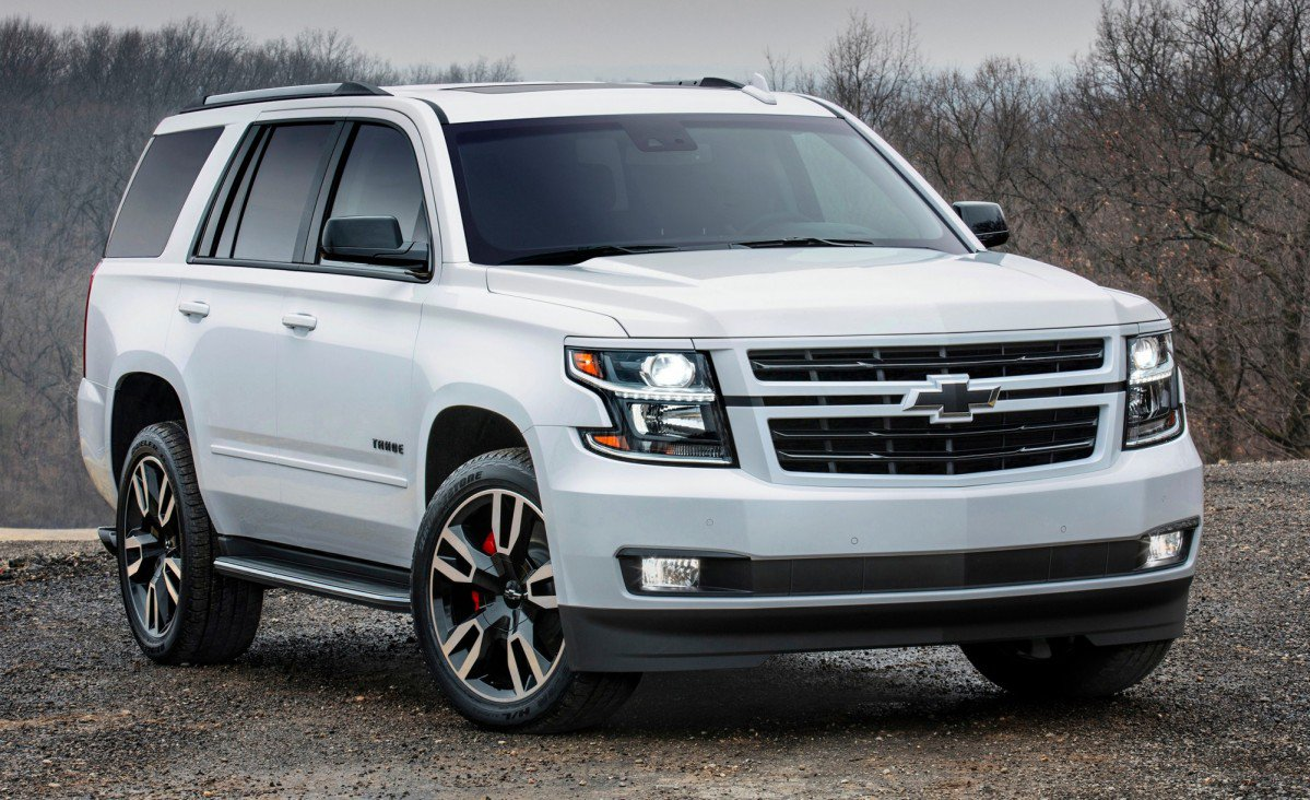 2018 Chevrolet Tahoe And Suburban Get Street Smart With