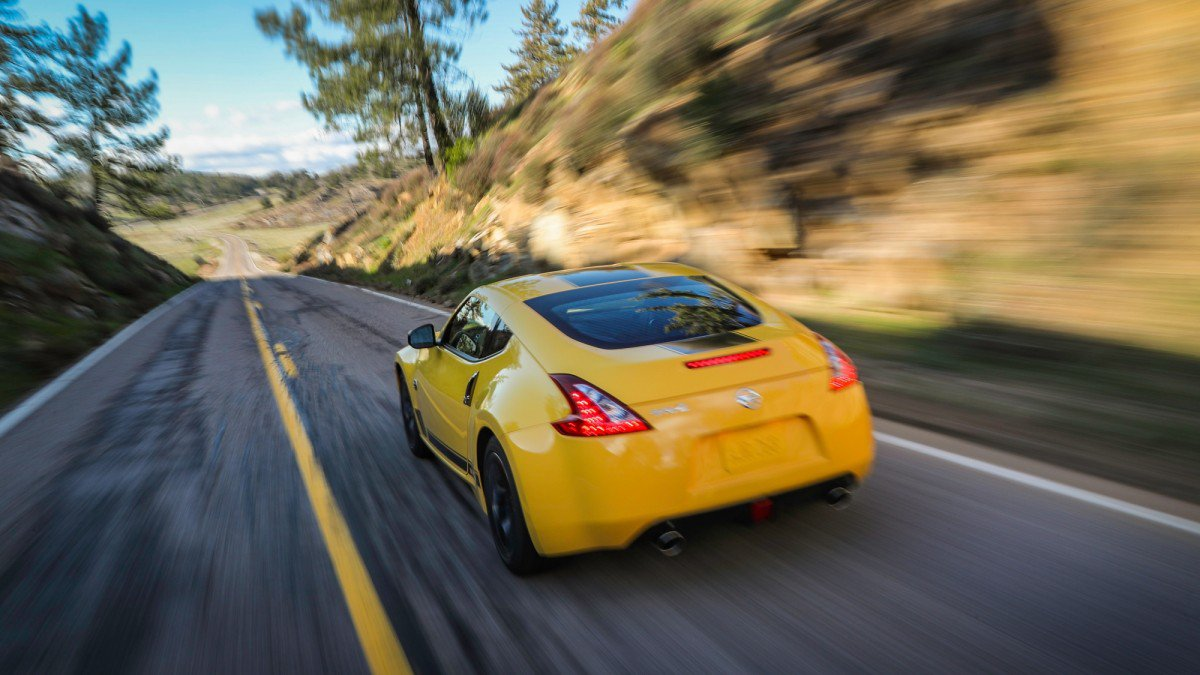 Nissan Adds More Stripes On The 370Z But Not A Single Extra Horsepower
