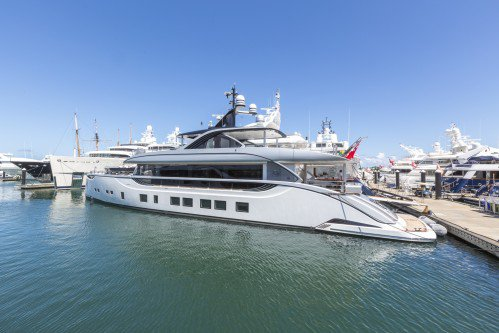 Dynamiq Yachts makes its debut in the US with M/Y Jetsetter