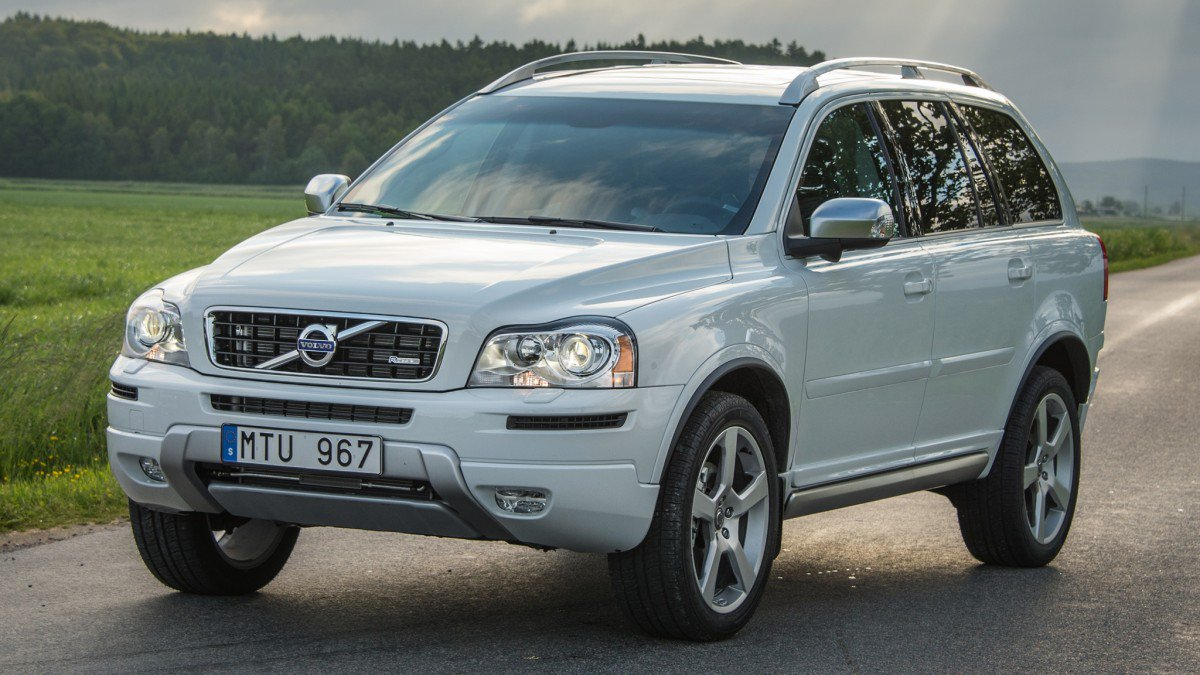 Volvo Xc90 Fuel Economy Best Description About Dyimage