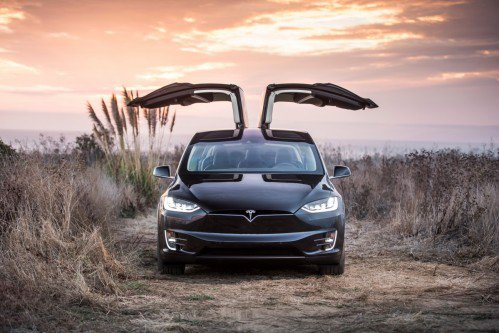 Tesla tops Ford on market cap for the first time