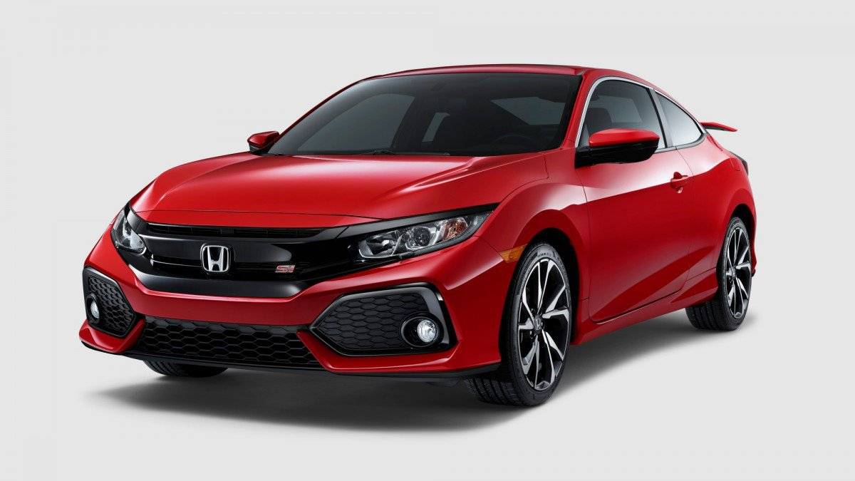 2017 honda civic si coupe and civic si sedan go turbo for 2017 honda civic si turbo