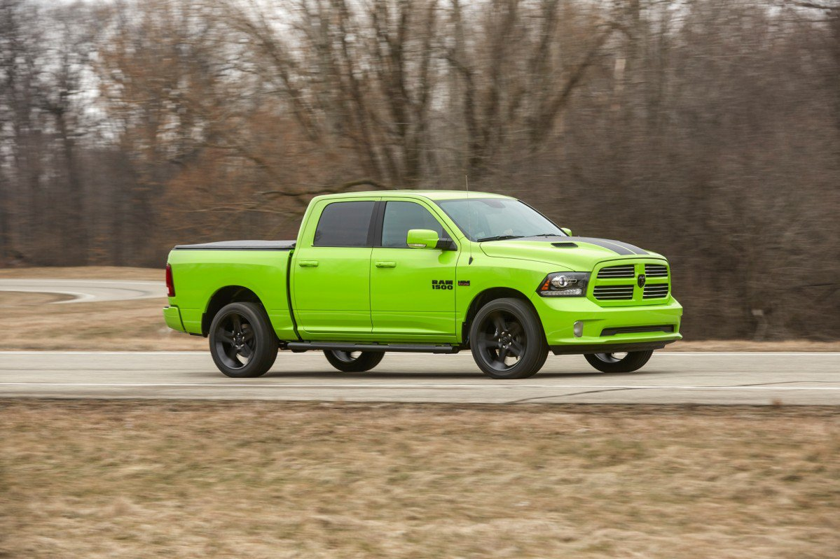 Awesome 2017 Ram 1500 Gains Sublime Sport And Rebel Blue Streak Editions For