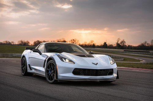 2018 Chevrolet Corvette gets Carbon 65 Edition as birthday present