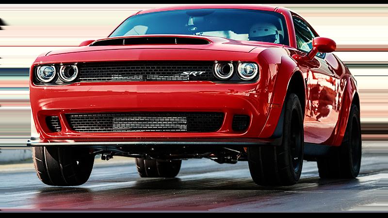 The evil one: 2018 Dodge Challenger SRT Demon debuts as fastest quarter-mile car in the world