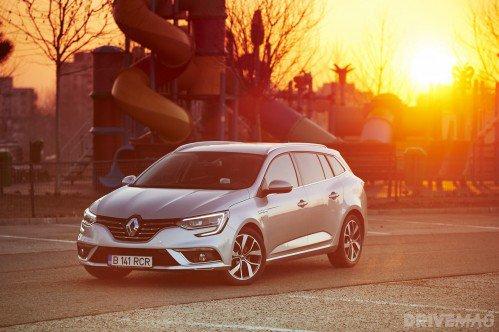 Renault Megane Sport Tourer 1.6 dCi test drive: le bon wagon