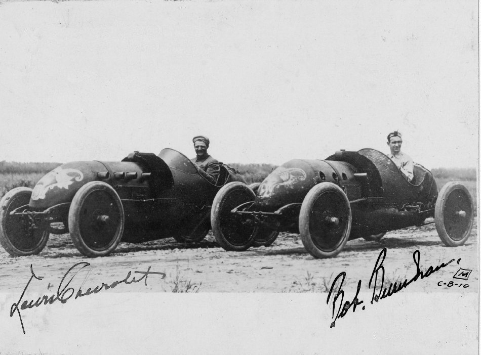 Amazing Race Cars Made Famous By Louis Chevrolet
