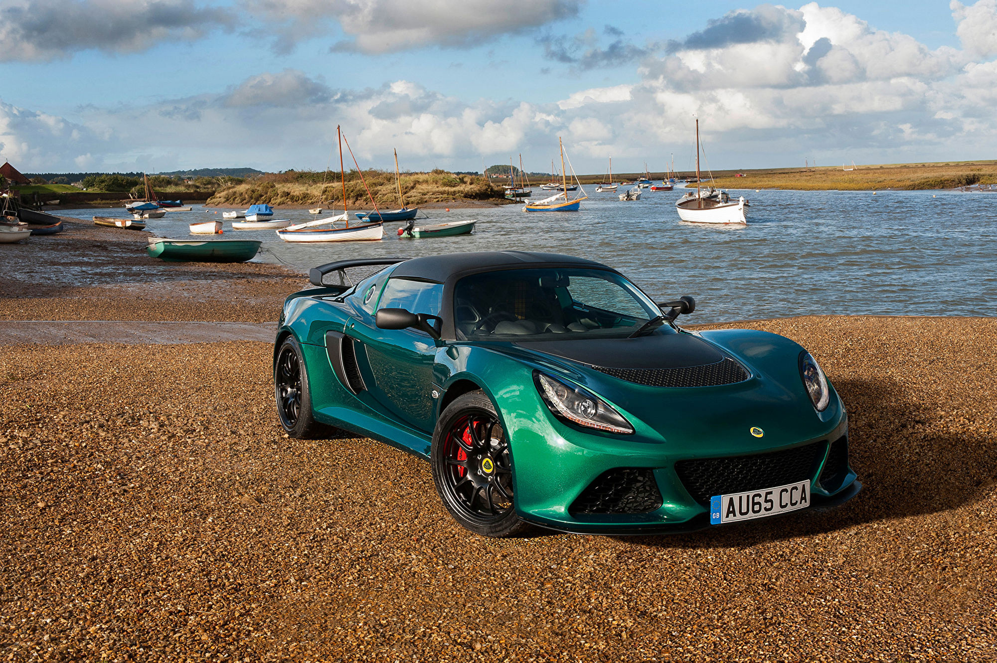 Racing Green Cars That Just Prove A Point - Gb sports cars zero