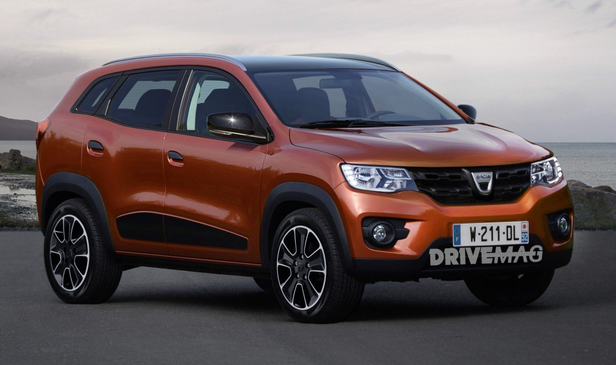 2018 dacia duster will grow to offer seven seat version adopt less u. Black Bedroom Furniture Sets. Home Design Ideas