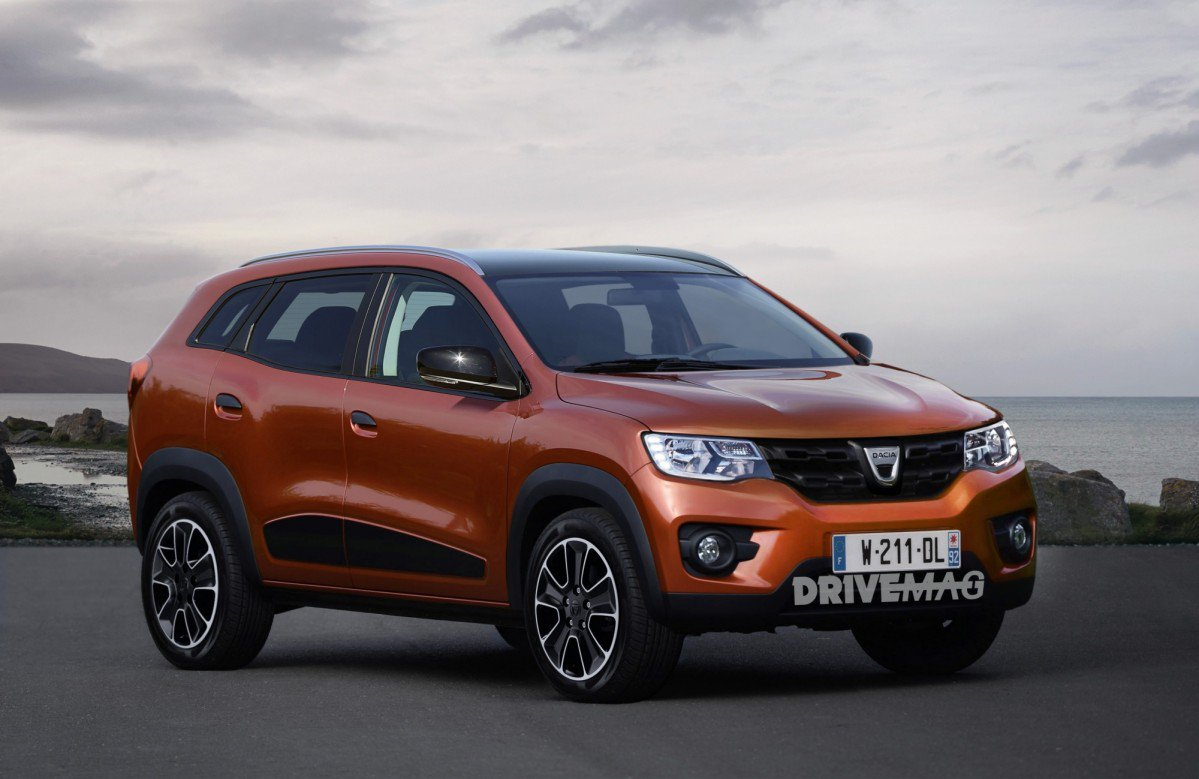 2018 dacia duster will grow to offer seven seat version. Black Bedroom Furniture Sets. Home Design Ideas