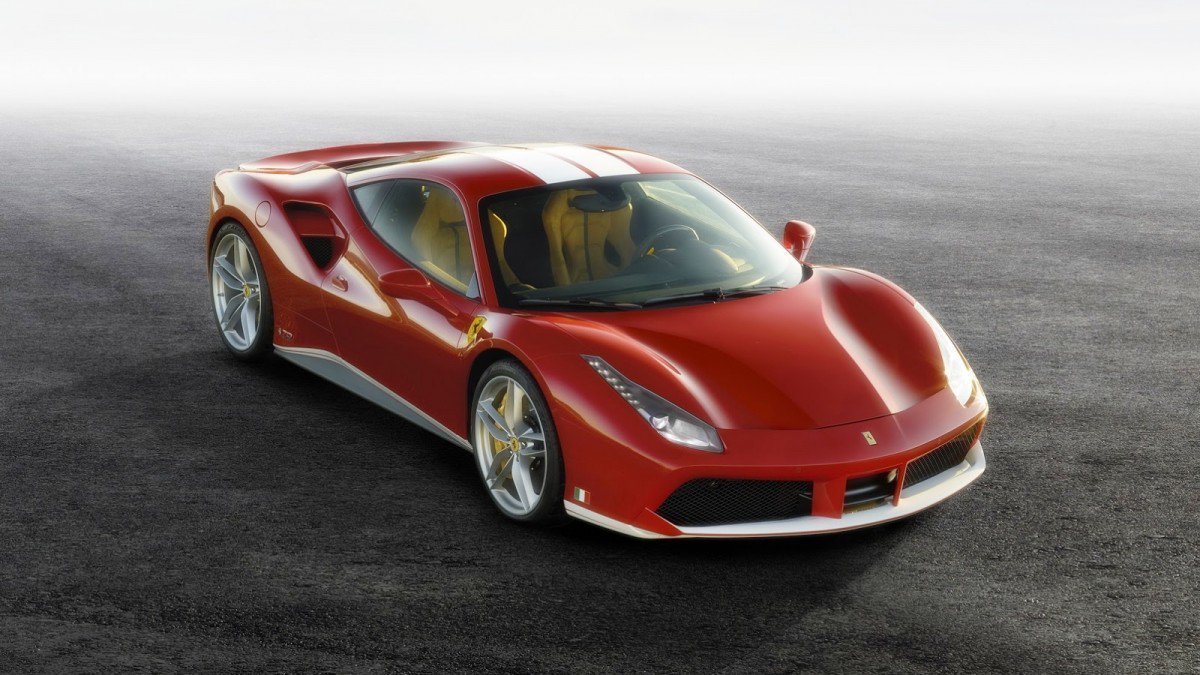 You can have 350 Ferraris for the price of a 458 Spider