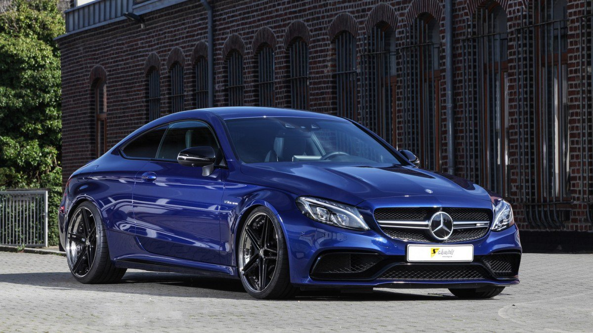 Schmidt Adds Pepper To The Mercedes Amg C63 Coup 233 Mix